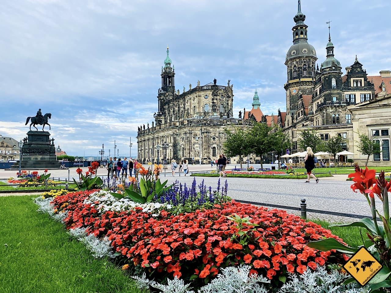 Dresden am Zwinger