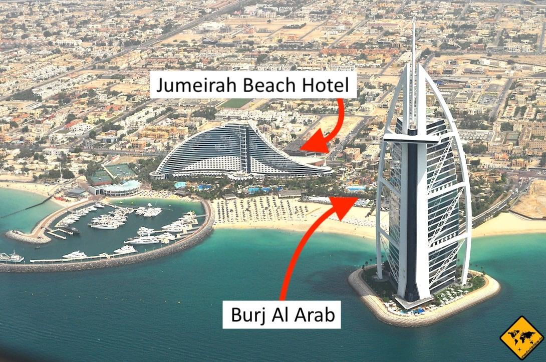 Dubai Burj Al Arab Jumeirah Beach Hotel