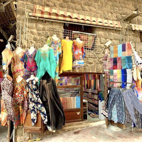 Dubai Creek Textil Souk