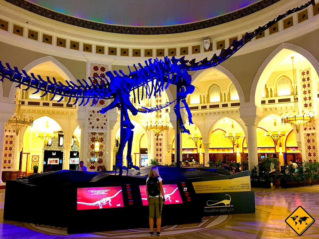Dubai Dino Mall The Souk