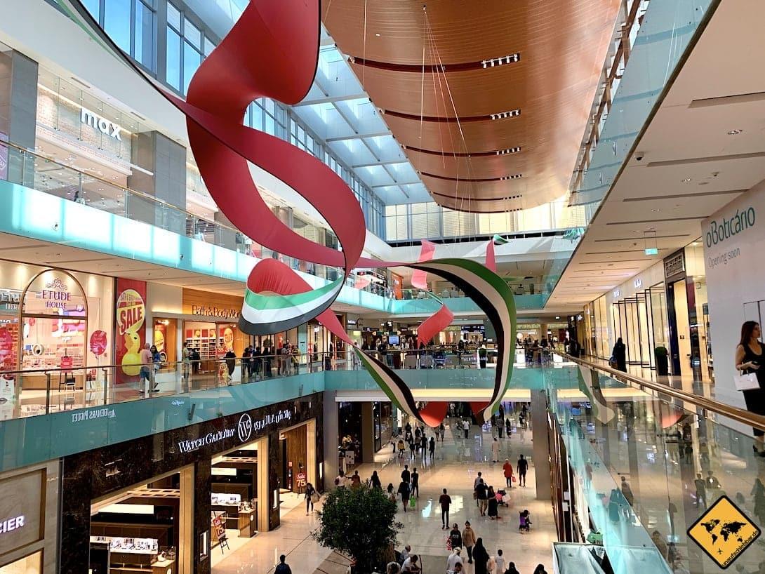 Dubai Mall innen