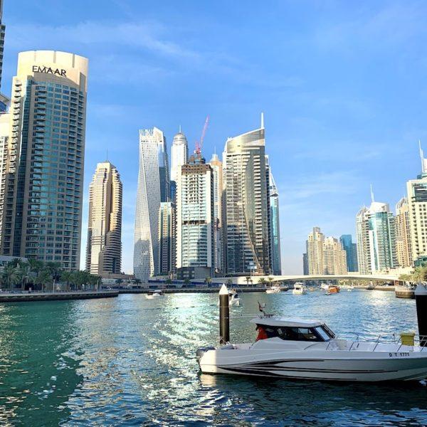Dubai Marina Jacht chartern