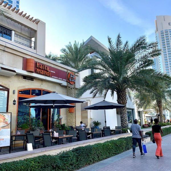 Dubai Marina Restaurant