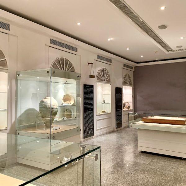 Dubai Museum Ausstellungsraum