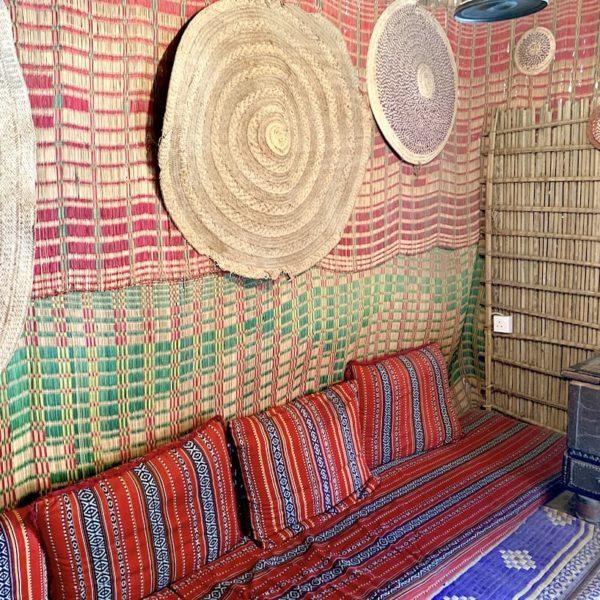 Dubai Museum Beduinen-Zelt