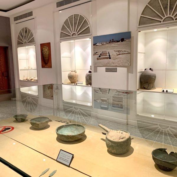 Dubai Museum Gefäße