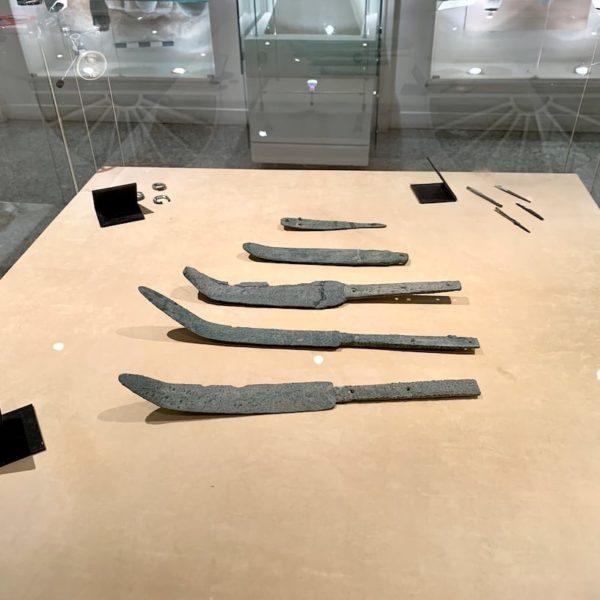 Dubai Museum alte Werkzeuge