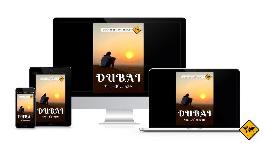 Dubai Reiseführer PDF kostenlos