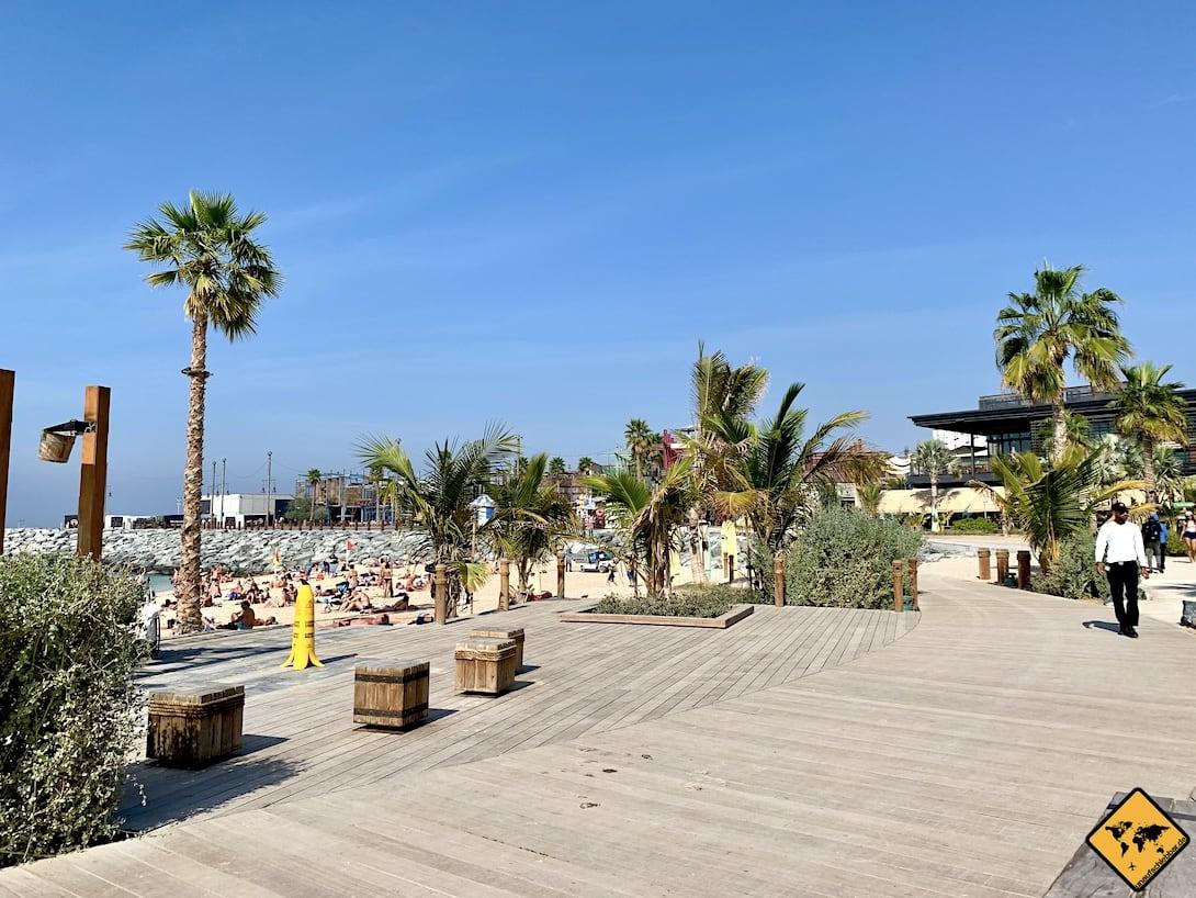 Dubai Strand Promenade
