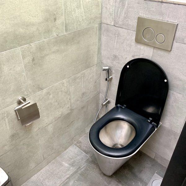 Dubai Strand Toilette