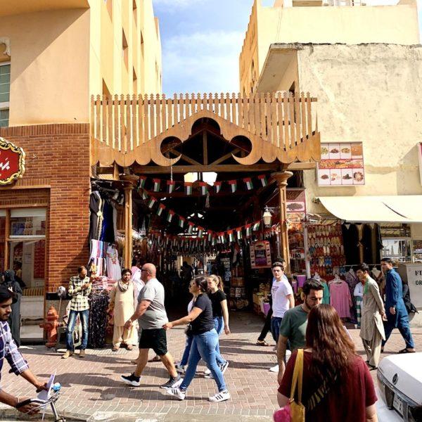 Dubai Textil Souk
