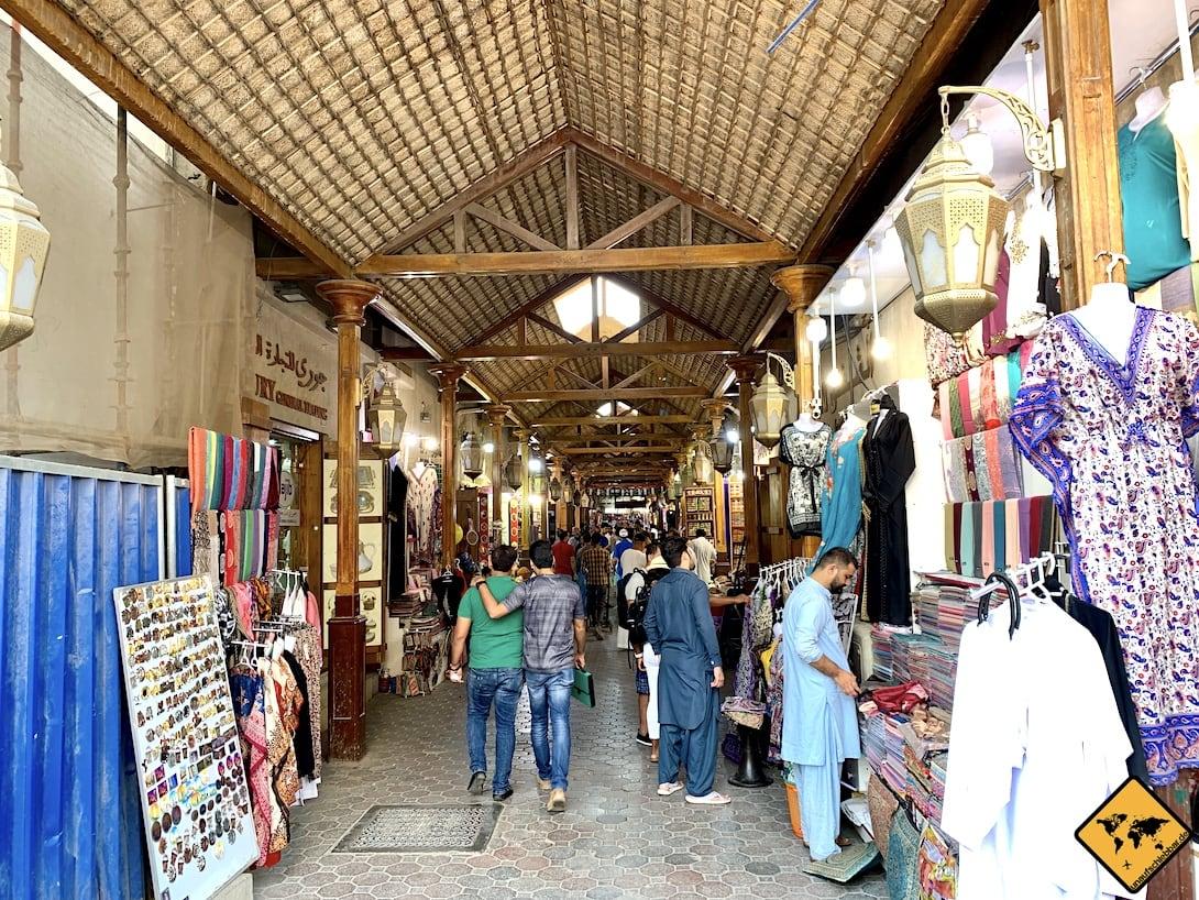 Dubai Textil-Souk