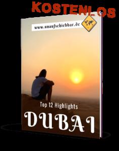 Dubai kostenloser Reiseführer