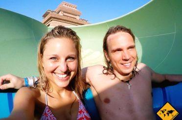 Aquaventure Wasserpark Dubai – Lohnt sich der hohe Preis? Unser Erfahrungsbericht