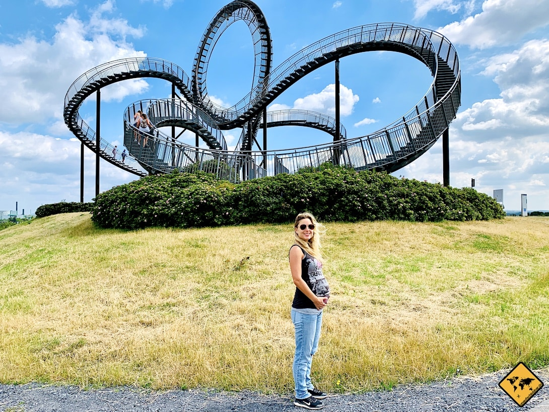 Duisburg Tiger and Turtle Magic Mountain