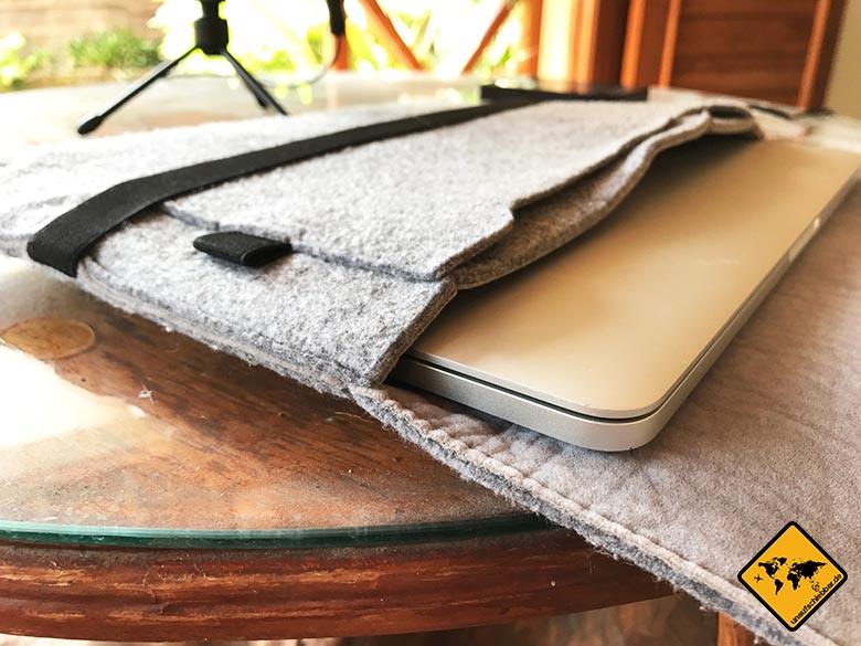 EasyAcc Macbook Pro Retina 13 3 zoll Filz Sleeve