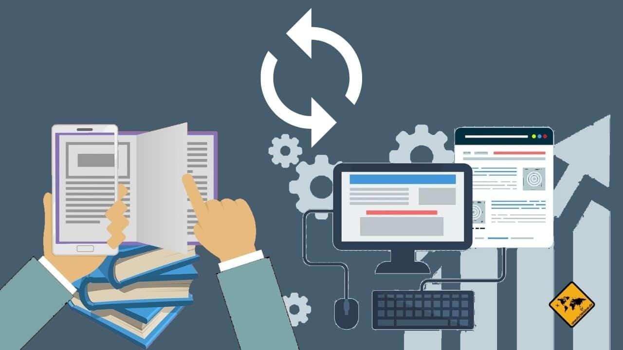 E-Books Internet Geld verdienen Info-Produkte