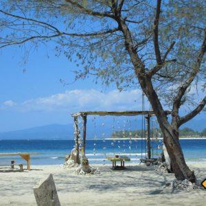 Ein Stop auf Gili Trawangan sollte auf deiner Bali Rundreise auf jeden Fall eingeplant werden