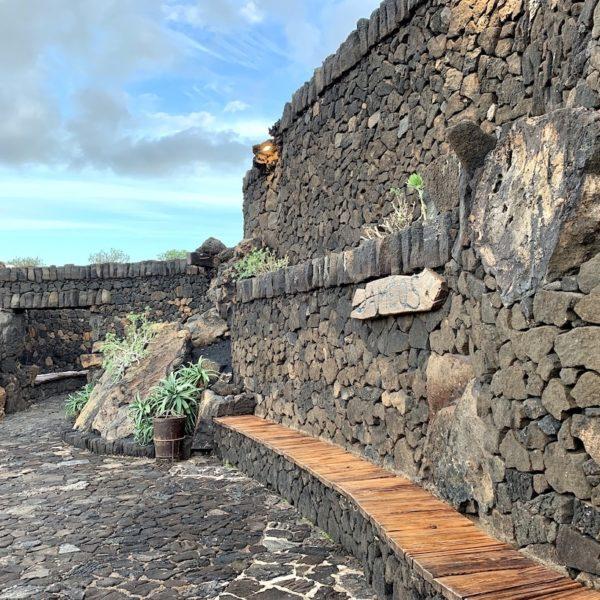 Eingangsbereich Jameos del Agua Lanzarote