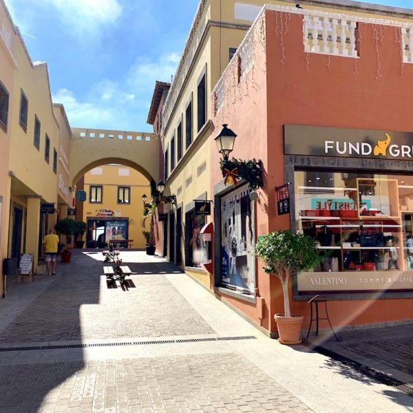 EinkaufszentrumCentro Comercial El Campanario Corralejo Fuerteventura
