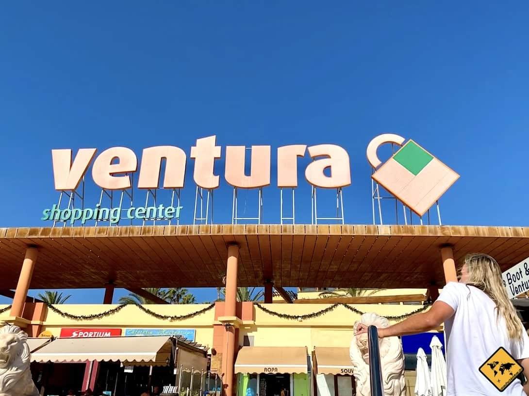 Einkaufszentrum Morro Jable Jandía Fuerteventura