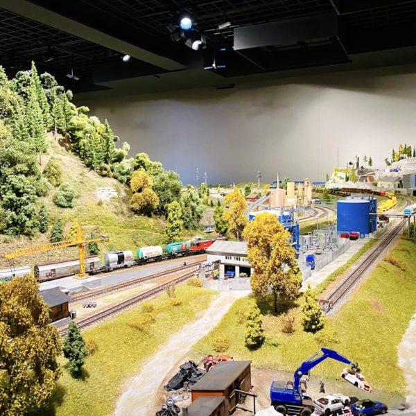 Eisenbahn Smilestones Schweiz