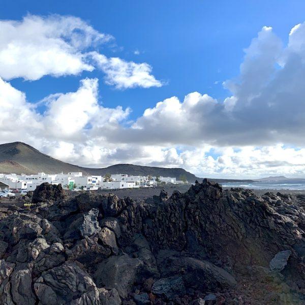El Golfo Lava Häuser Lanzarote