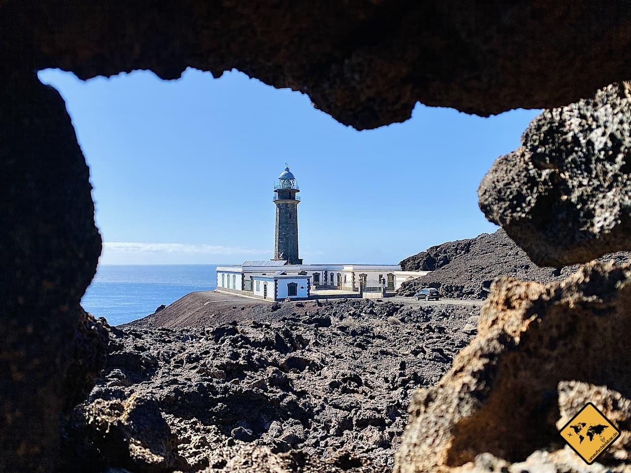 El Hierro Sehenswürdigkeiten Faro de Orchilla