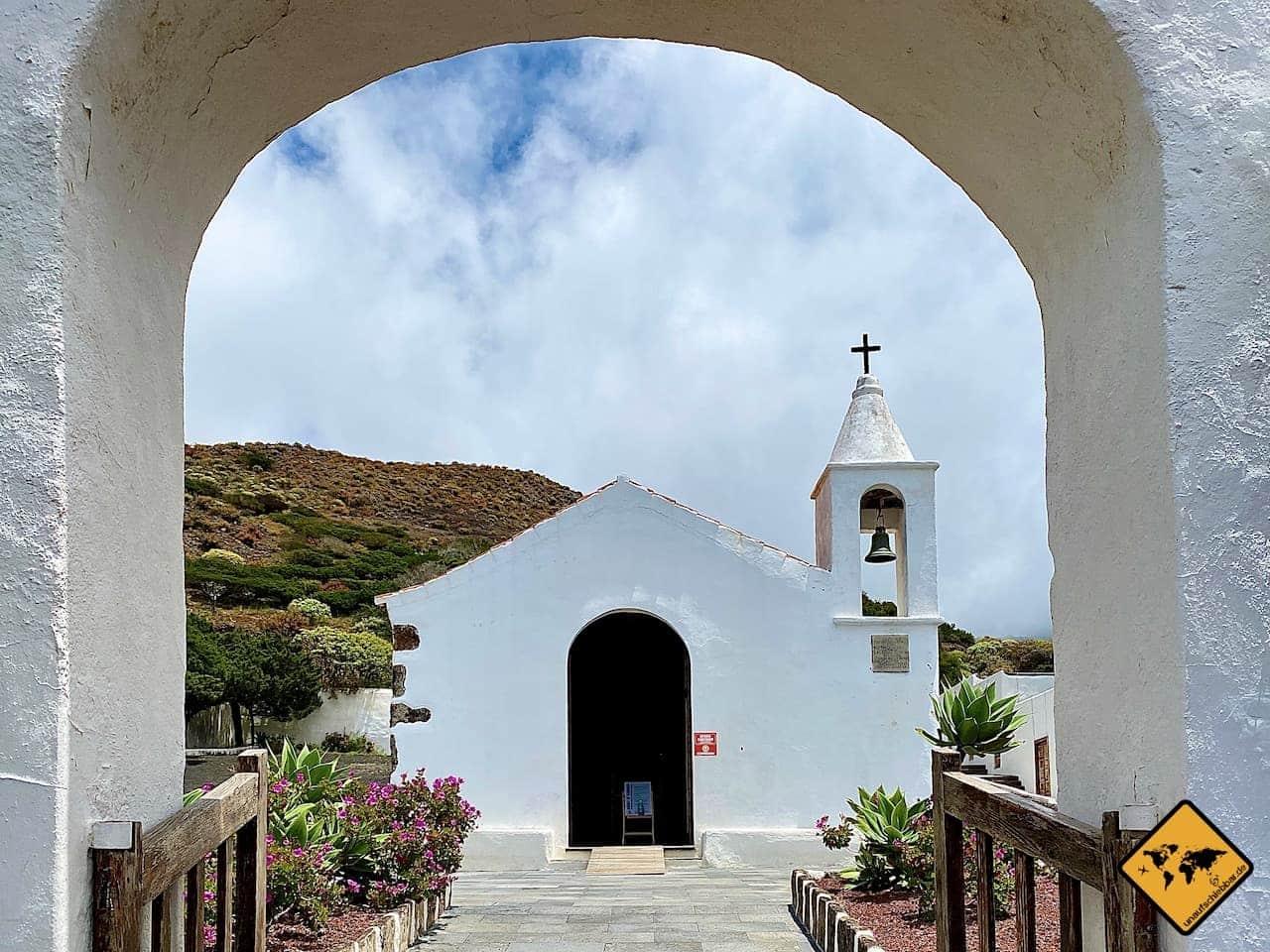El Hierro Sehenswürdigkeiten Santuario Nuestra Señora de los Reyes