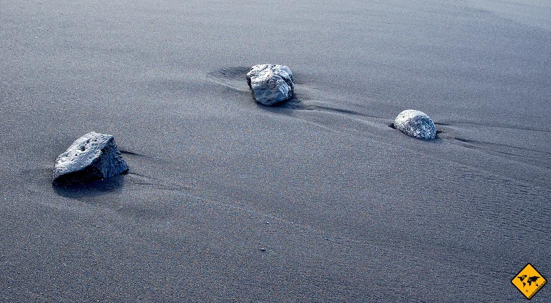 Am El Socorro liegen auch einige Steine auf dem Boden, sodass du beim Laufen vorsichtig sein solltest