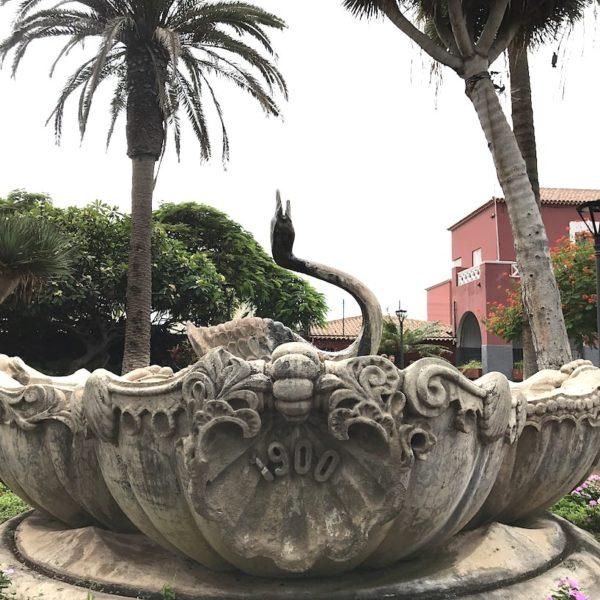 Englischer Platz Puerto de la Cruz
