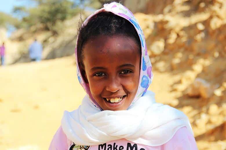 Eritrea Visum Frau