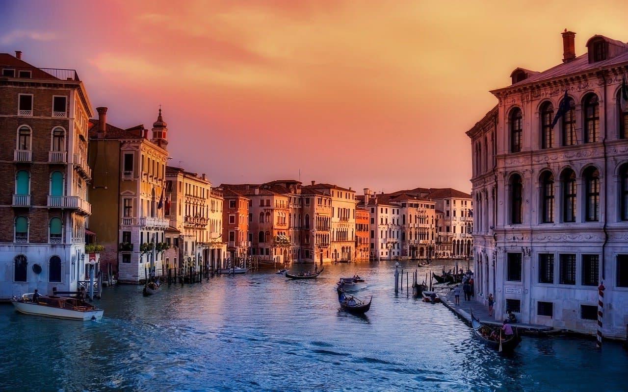 Europa Italien Venedig