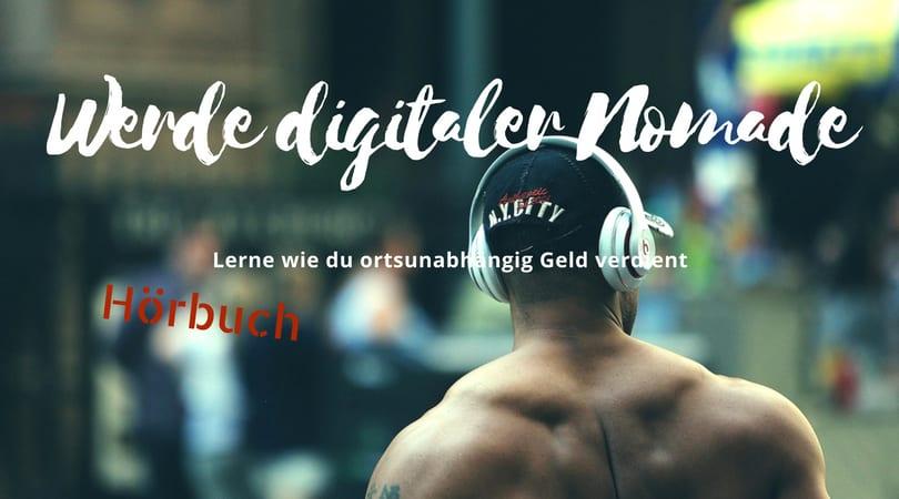 FB Werde digitaler Nomade - Hörbuch