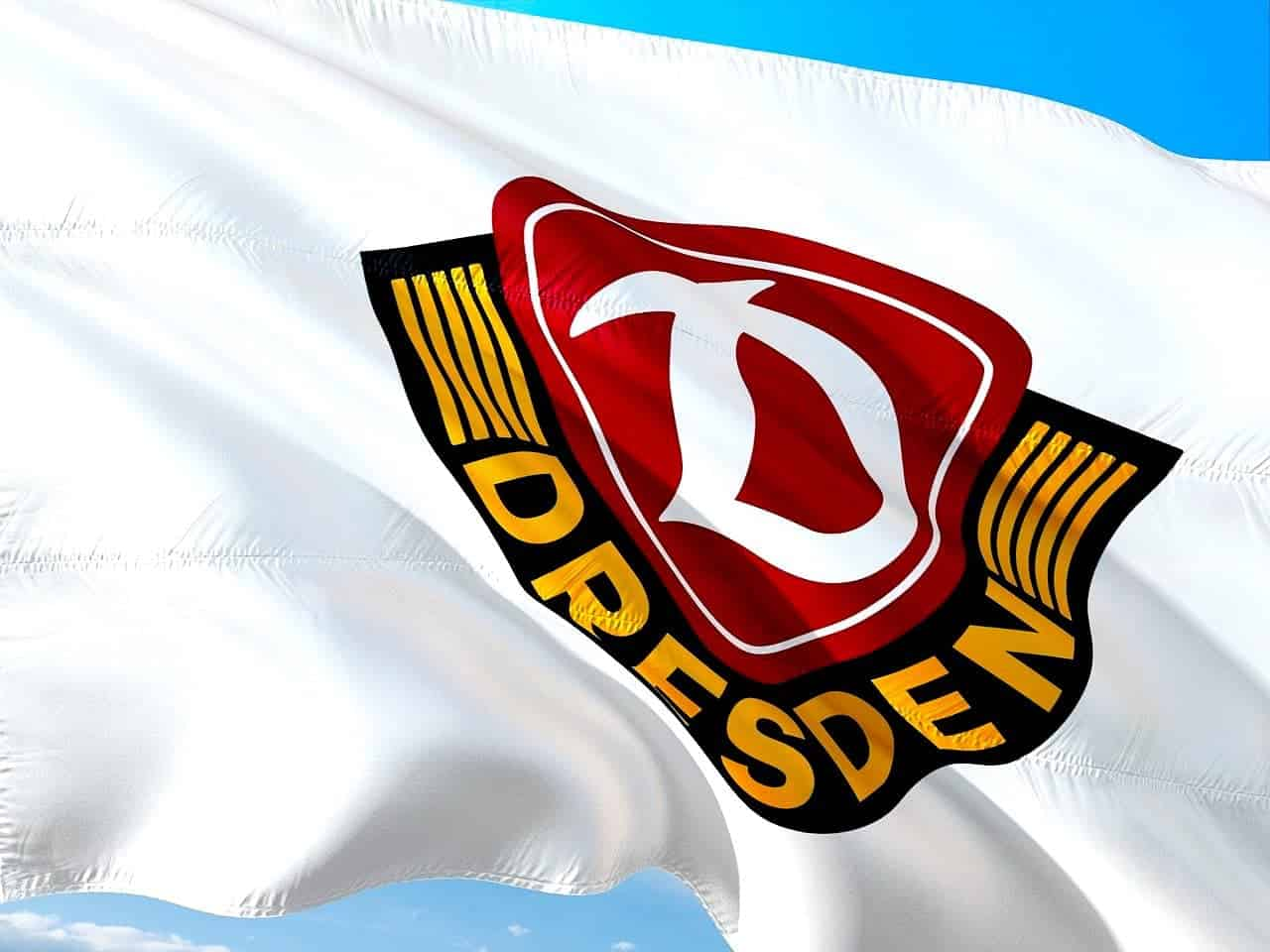 Fahne Dynamo Dresden