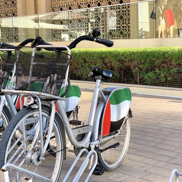 Fahrrad ausleihen Dubai Marina