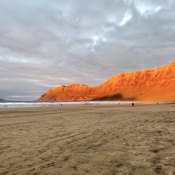 Famara Massiv Lanzarote