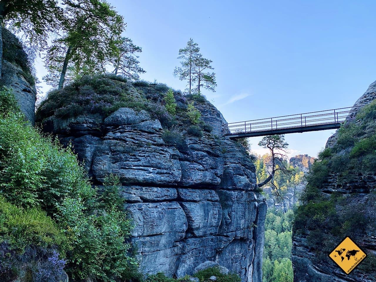 Felsenburg Neurathen Elbsandsteingebirge