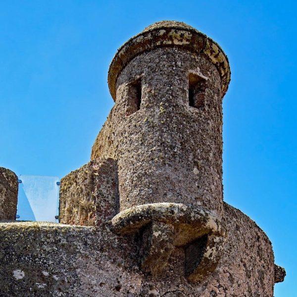 Festung Castillo de Santa Bárbara Teguise Lanzarote