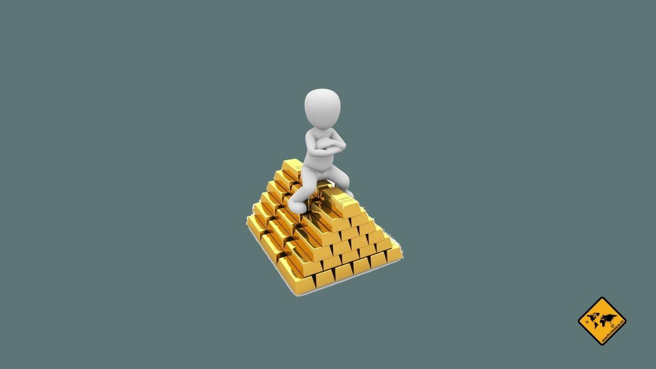 Finanzielle Absicherung Hamsterrad verlassen