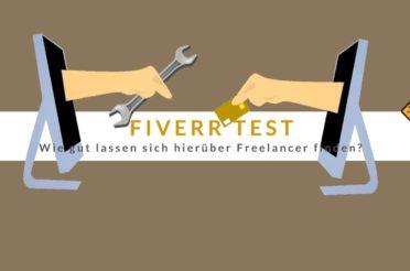 Fiverr Test – Wie gut lassen sich Freelancer finden?