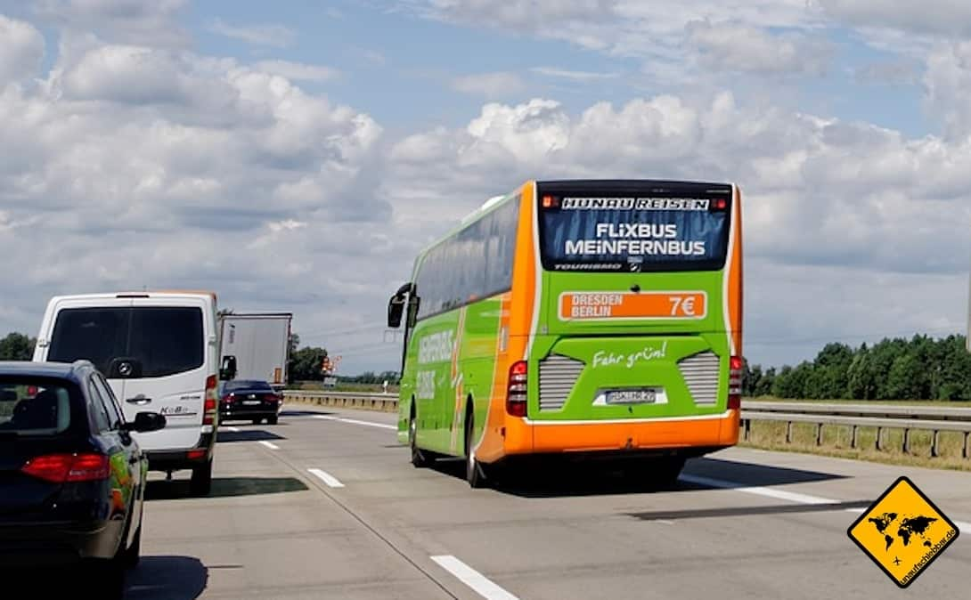 Flixbus Plitvicer Seen