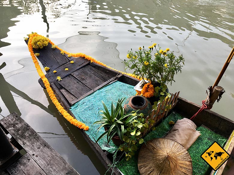 Floating Market Pattaya Bootschmuck