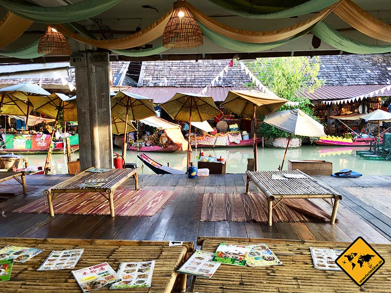 Floating Market Pattaya Restaurants