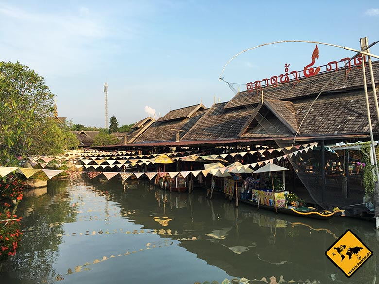 Floating Market Pattaya Wimpel