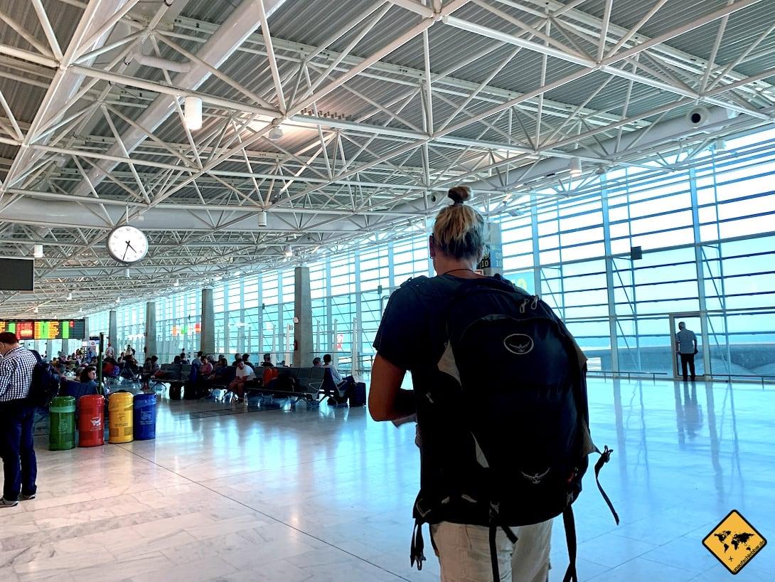 Flughafen Fuerteventura Halle