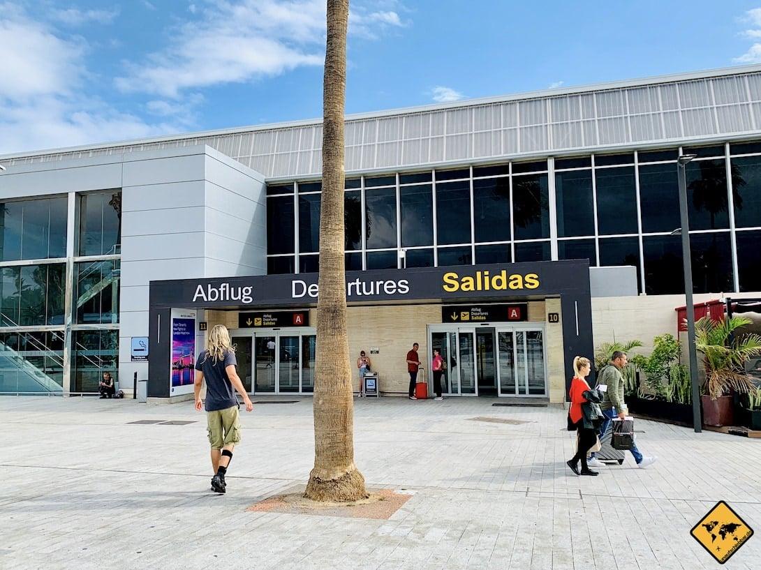 Flughafen Teneriffa Süd Terminal