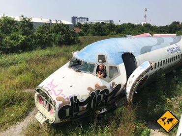Flugzeugfriedhof Bangkok (Airplane Graveyard): Lebensgefährlich?