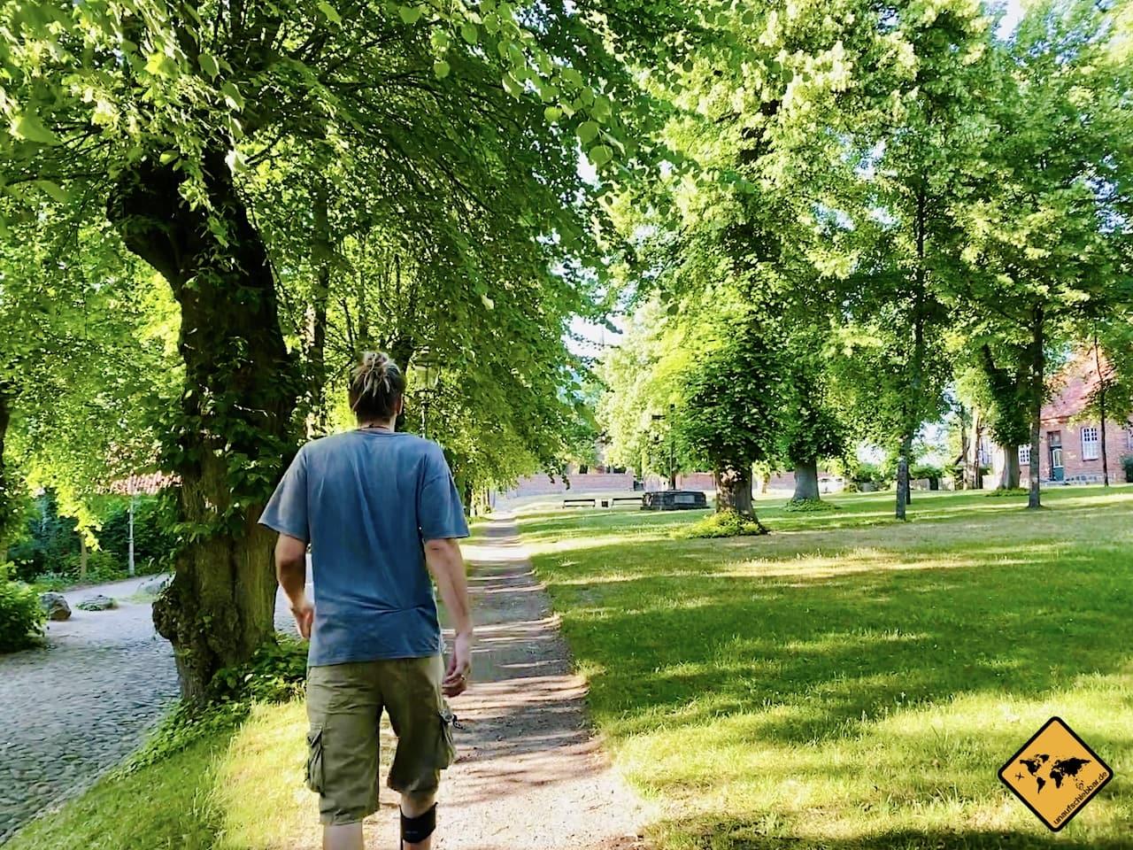 Fortbewegung Ratzeburg zu Fuß