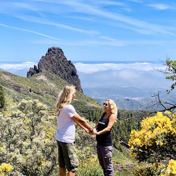 Fotopro Stativ Beispiel-Bild Gran Canaria